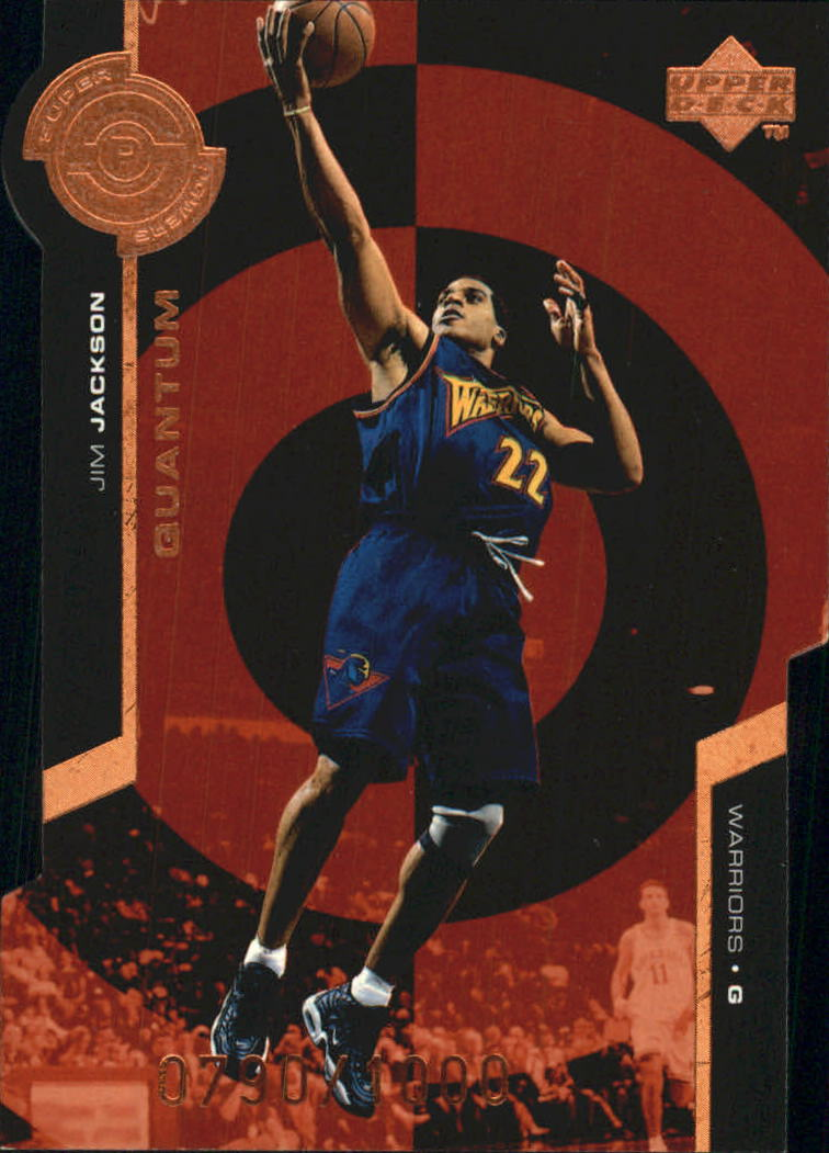 1998-99 Upper Deck Super Powers Bronze #S9 Jim Jackson