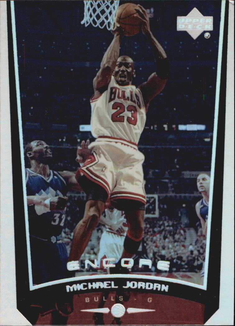 1998-99 Upper Deck Encore #99 Michael Jordan