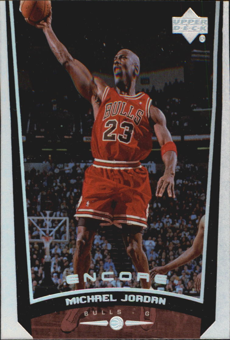 1998-99 Upper Deck Encore #112 Michael Jordan