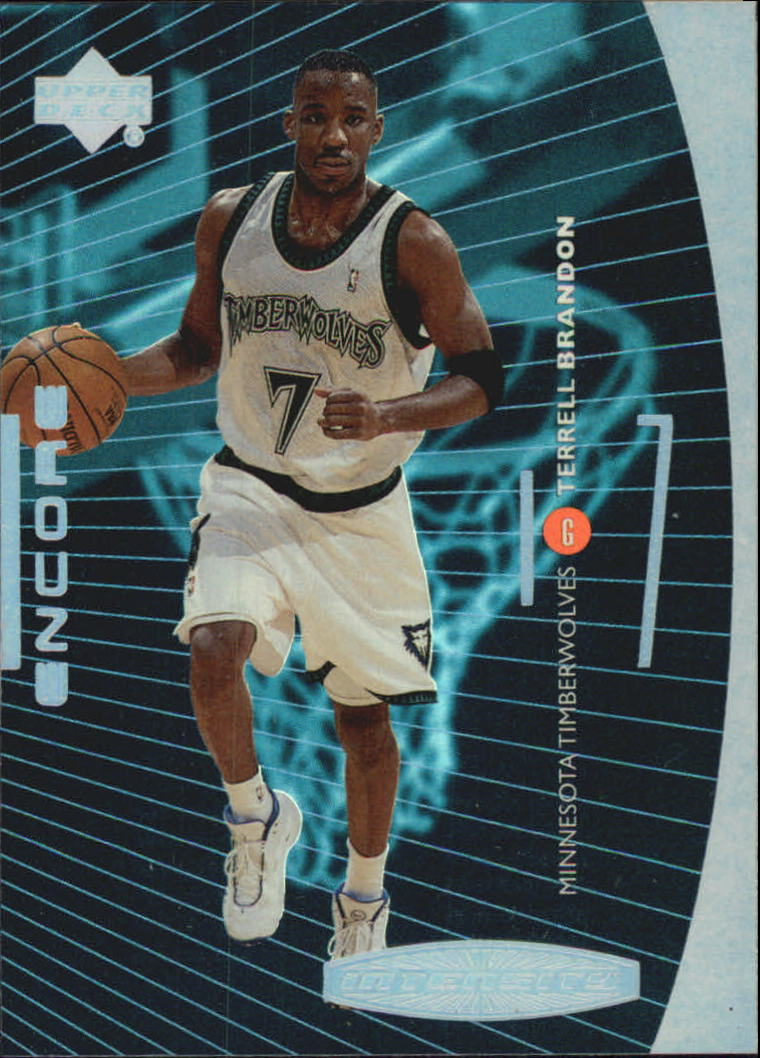 1998-99 Upper Deck Encore Intensity #I4 Terrell Brandon