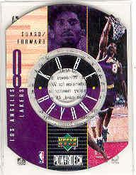 1998-99 Upper Deck Encore PowerDeck #2 Kobe Bryant