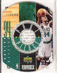 1998-99 Upper Deck Encore PowerDeck #8 Paul Pierce