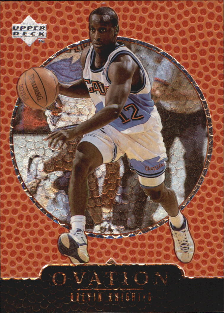 1998-99 Upper Deck Ovation #13 Brevin Knight