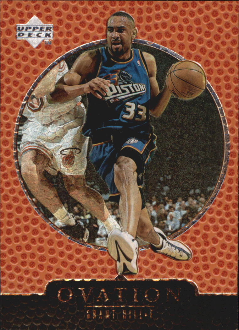1998-99 Upper Deck Ovation #18 Grant Hill
