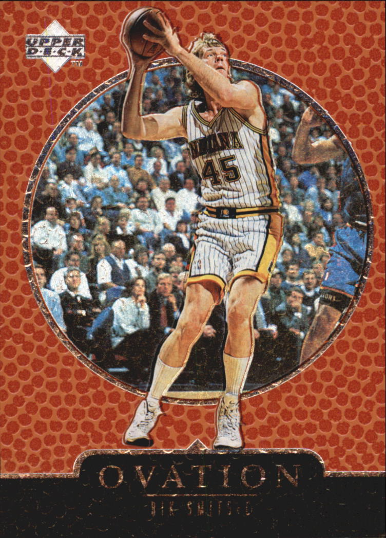 1998-99 Upper Deck Ovation #26 Rik Smits