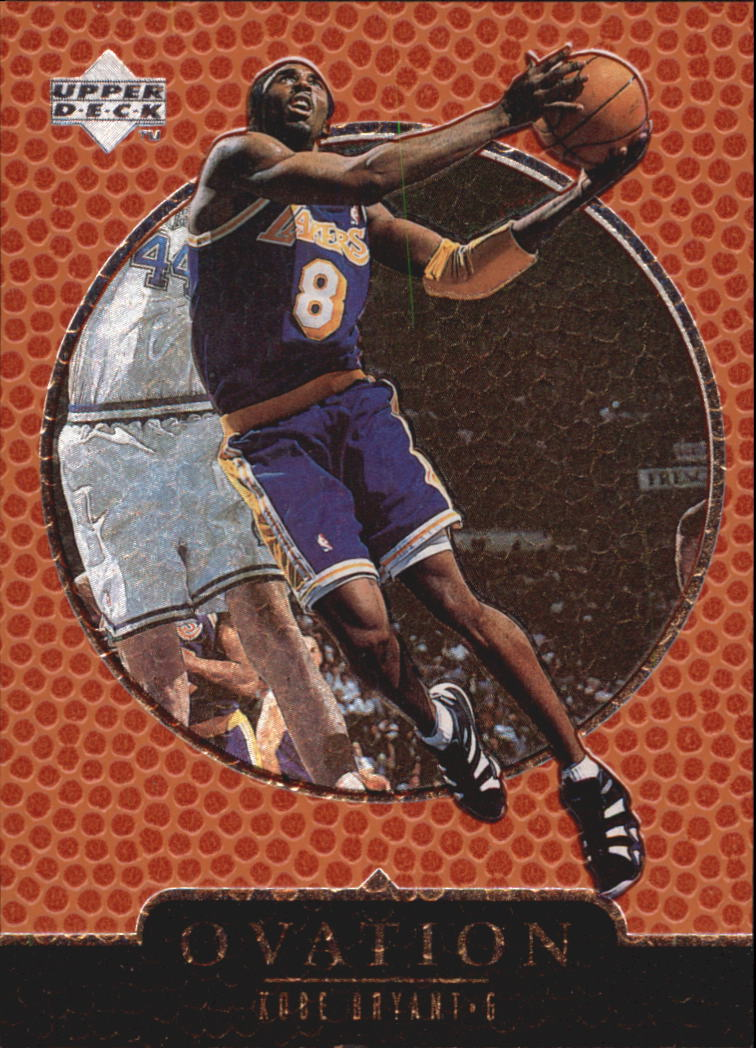 1998-99 Upper Deck Ovation #29 Kobe Bryant