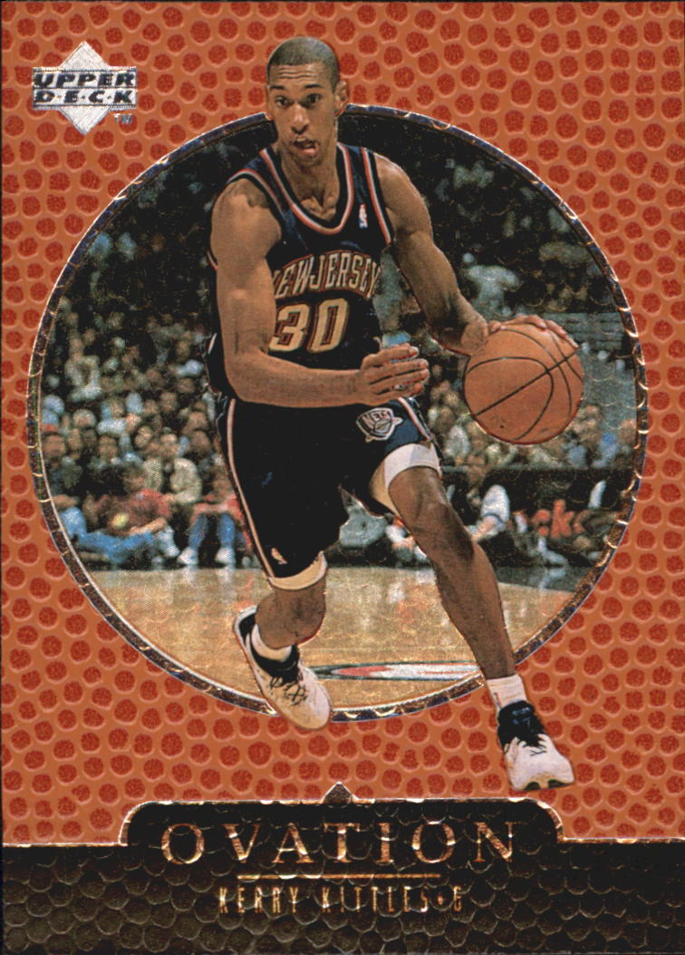 1998-99 Upper Deck Ovation #42 Kerry Kittles