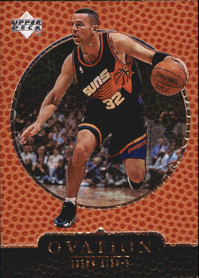 1998-99 Upper Deck Ovation #52 Jason Kidd