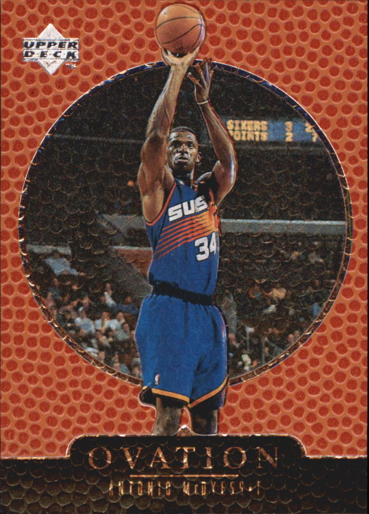 1998-99 Upper Deck Ovation #53 Antonio McDyess
