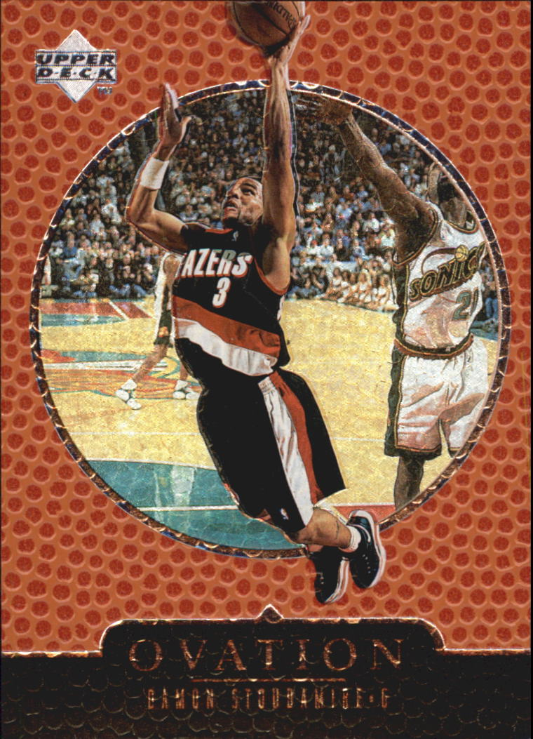 1998-99 Upper Deck Ovation #54 Damon Stoudamire
