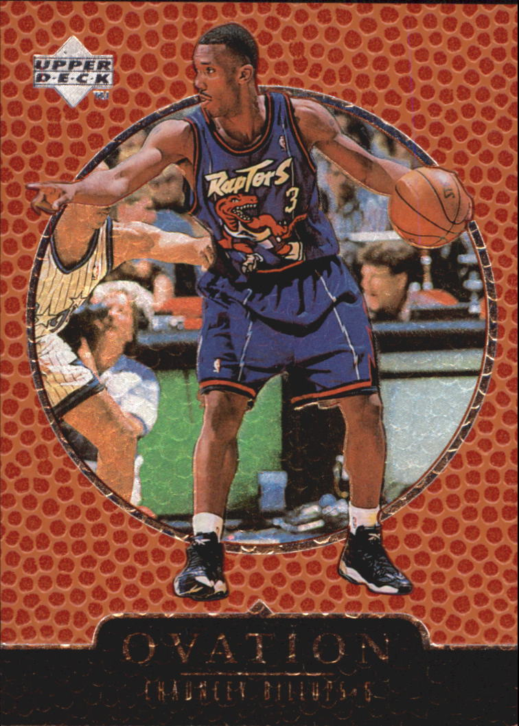 1998-99 Upper Deck Ovation #63 Chauncey Billups