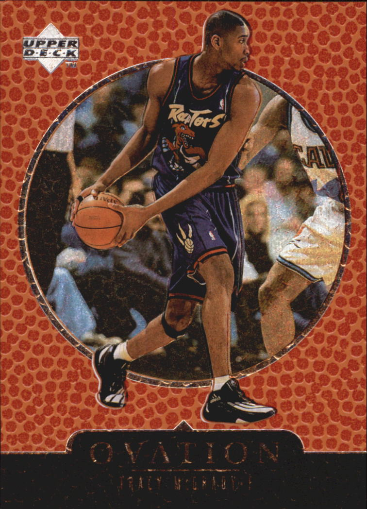 1998-99 Upper Deck Ovation #64 Tracy McGrady