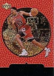 1998-99 Upper Deck Ovation Gold #10 Scottie Pippen