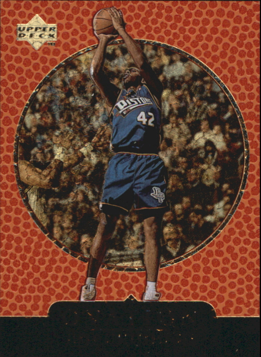 1998-99 Upper Deck Ovation Gold #19 Jerry Stackhouse