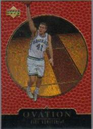 1998-99 Upper Deck Ovation Gold #79 Dirk Nowitzki