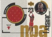 1998-99 Upper Deck Game Jerseys #GJ20 Michael Jordan