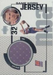 1998-99 Upper Deck Game Jerseys #GJ28 Jason Kidd