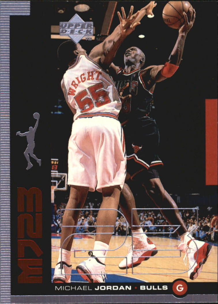 1998-99 Upper Deck MJ23 #M8 Michael Jordan
