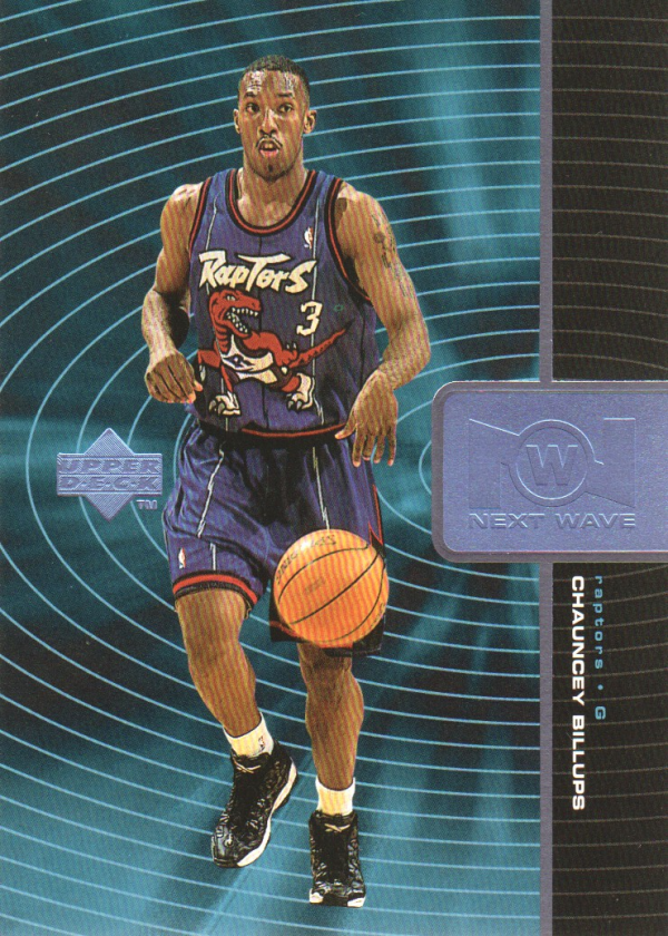 1998-99 Upper Deck Next Wave #NW20 Chauncey Billups
