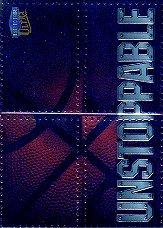1998-99 Ultra Unstoppable #12 Kobe Bryant