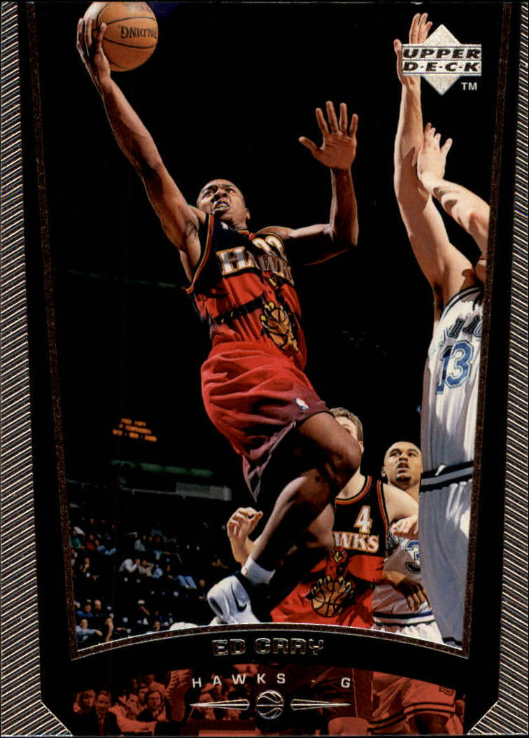 1998-99 Upper Deck #2 Ed Gray