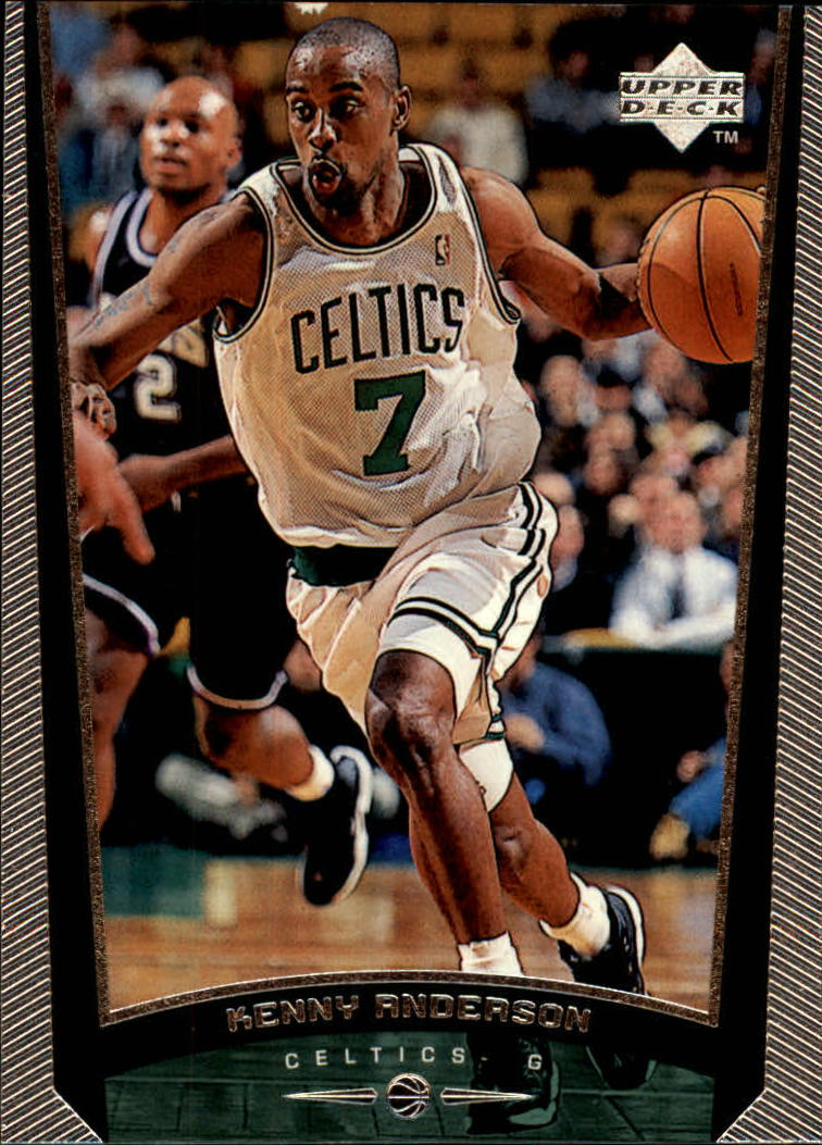1998-99 Upper Deck #6 Kenny Anderson