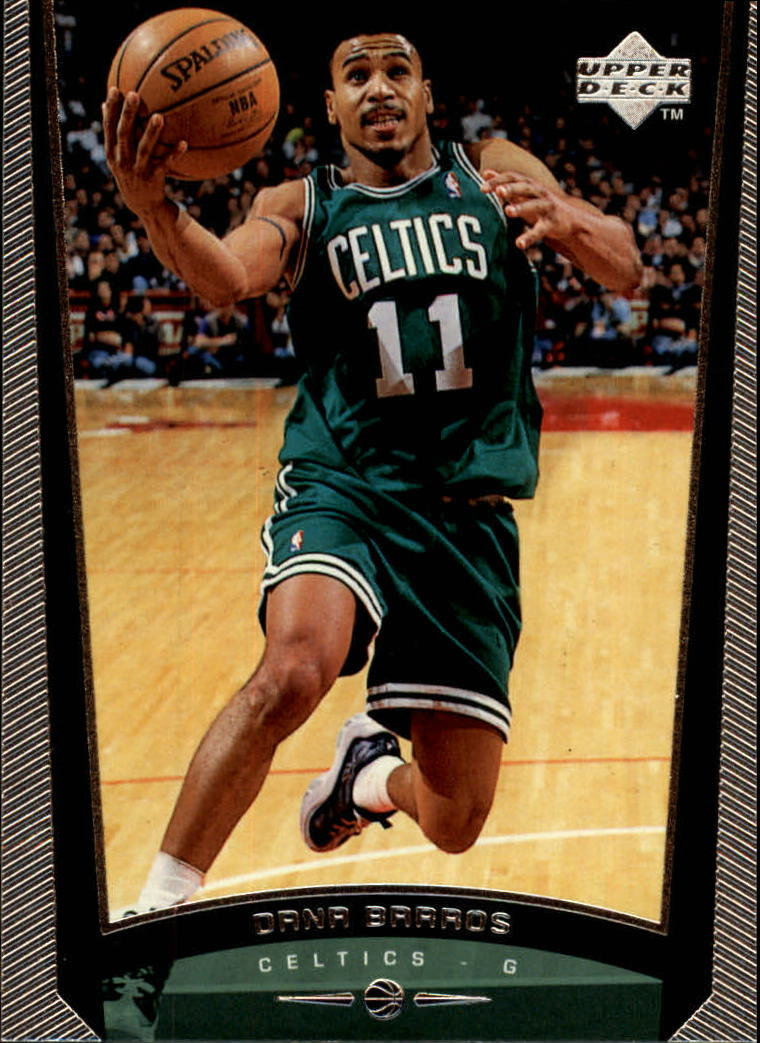 1998-99 Upper Deck #7 Dana Barros
