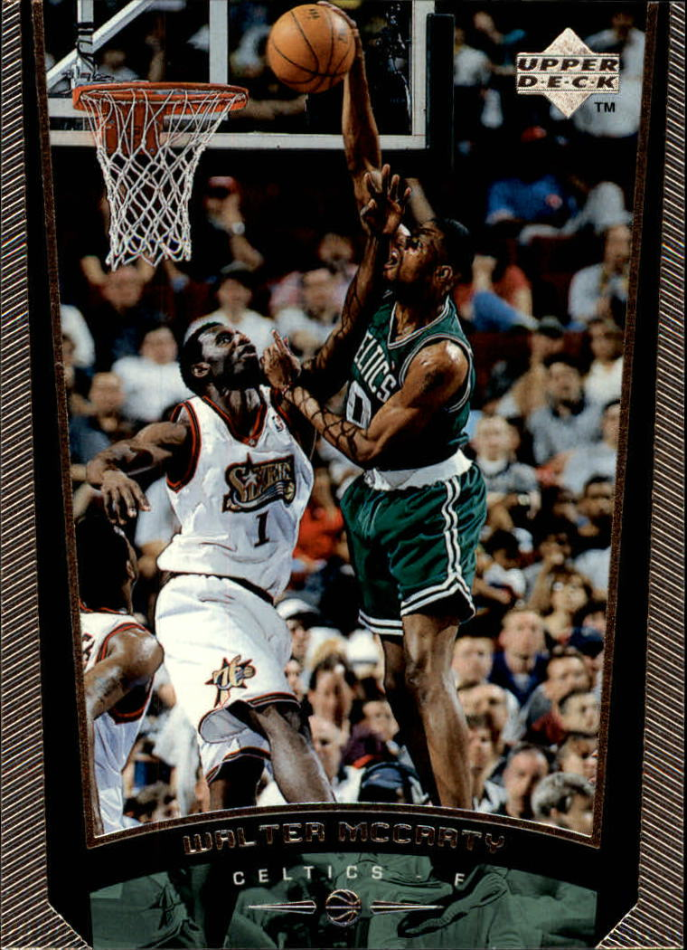1998-99 Upper Deck #9 Walter McCarty