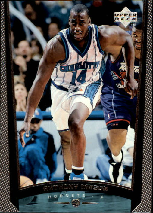 1998-99 Upper Deck #15 Anthony Mason