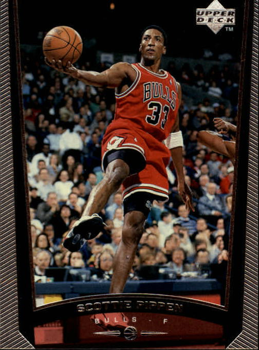 1998-99 Upper Deck #22 Scottie Pippen