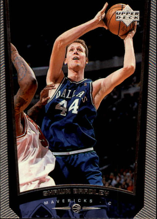 1998-99 Upper Deck #33 Shawn Bradley