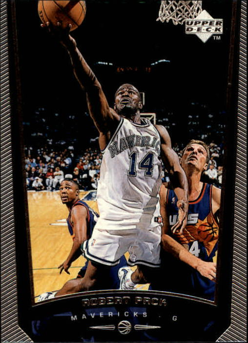1998-99 Upper Deck #35 Robert Pack