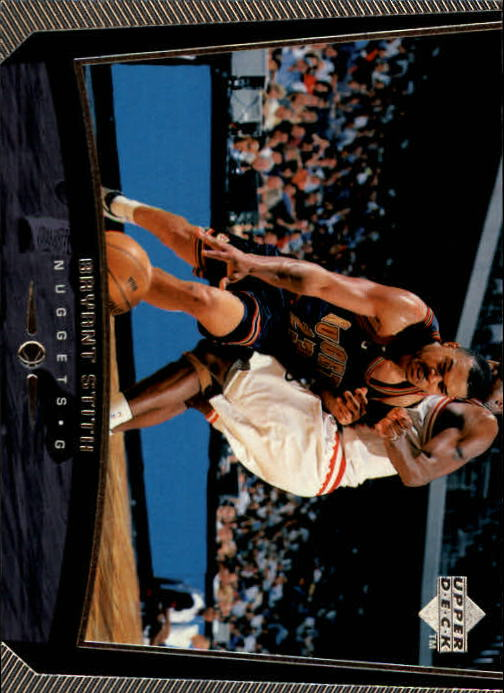 1998-99 Upper Deck #39 Bryant Stith