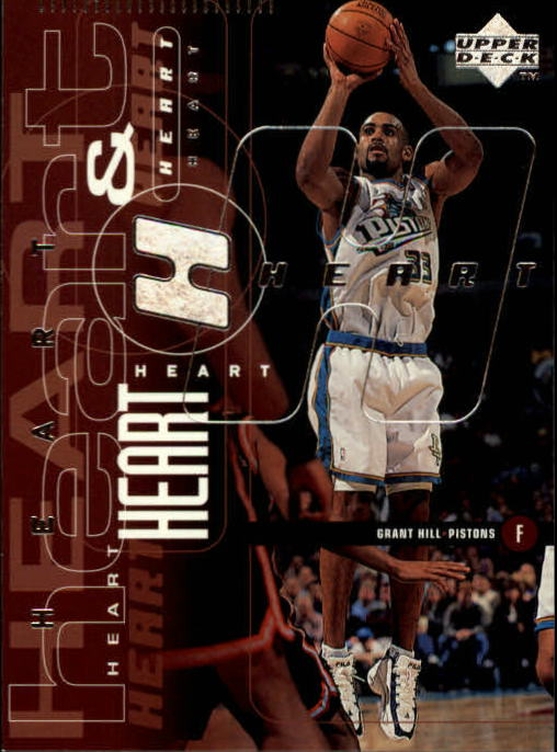 1998-99 Upper Deck #49 Grant Hill/Brian Williams HS