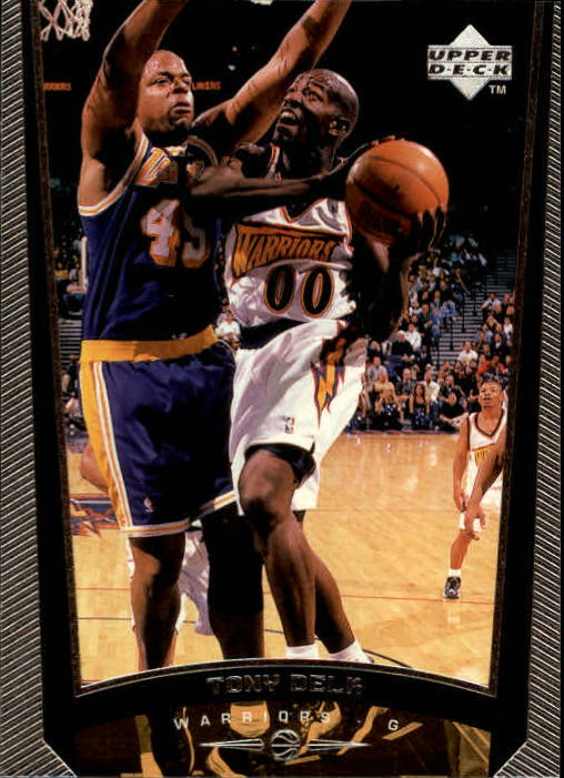 1998-99 Upper Deck #51 Tony Delk
