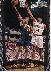1998-99 Upper Deck #54 Bimbo Coles