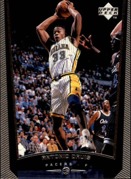 1998-99 Upper Deck #63 Antonio Davis