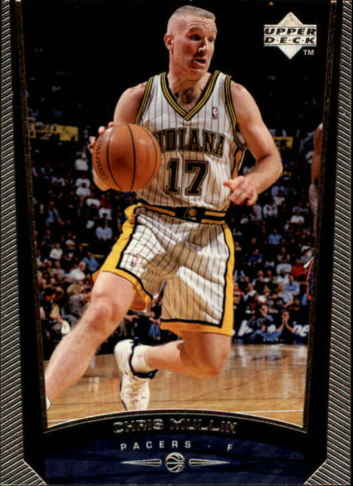 1998-99 Upper Deck #64 Chris Mullin