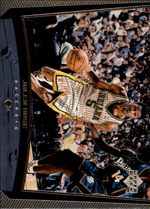 1998-99 Upper Deck #65 Jalen Rose
