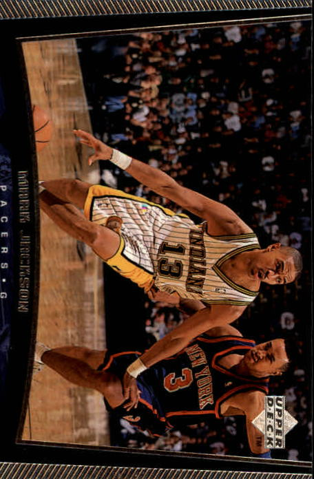 1998-99 Upper Deck #67 Mark Jackson