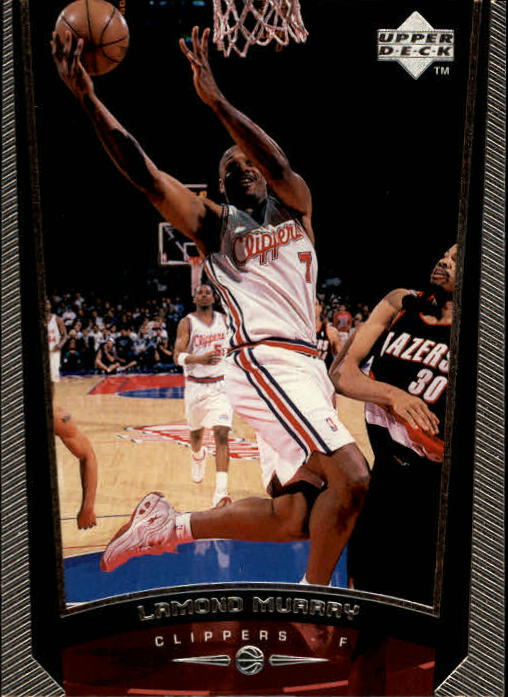 1998-99 Upper Deck #70 Lamond Murray