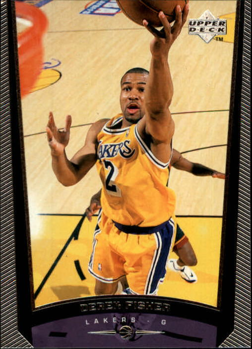 1998-99 Upper Deck #77 Derek Fisher