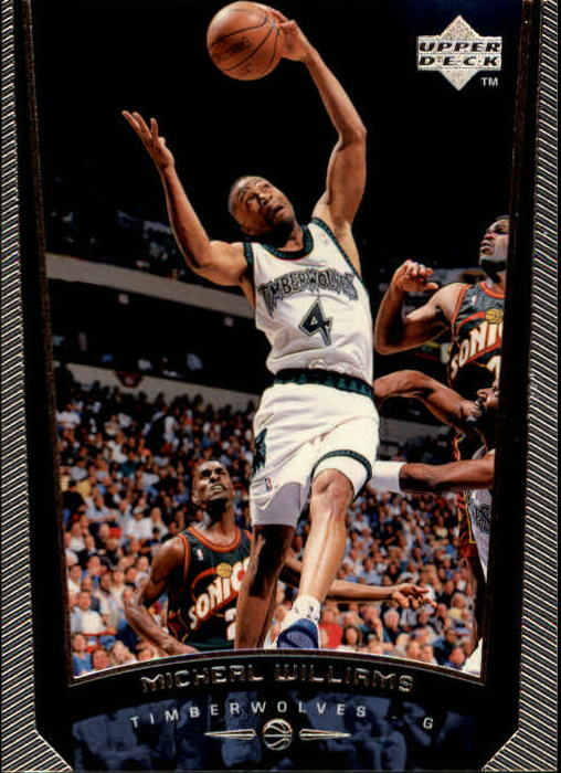 1998-99 Upper Deck #91 Micheal Williams