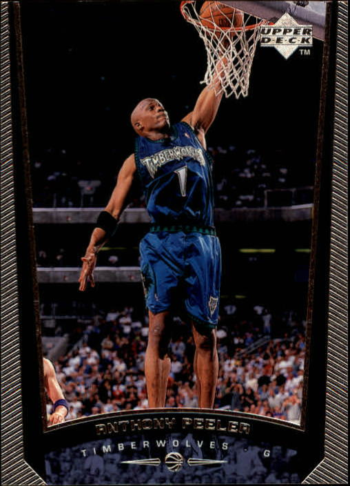 1998-99 Upper Deck #92 Anthony Peeler