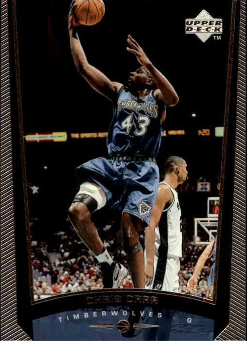 1998-99 Upper Deck #93 Chris Carr