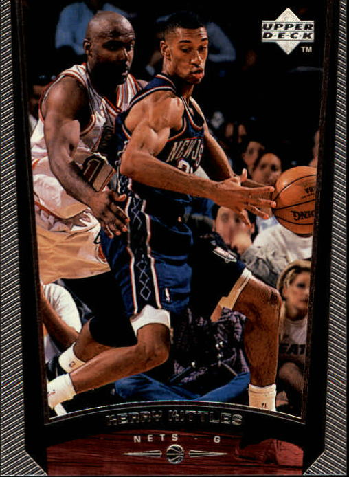 1998-99 Upper Deck #97 Kerry Kittles