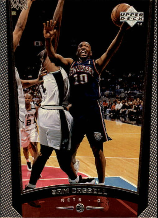 1998-99 Upper Deck #99 Sam Cassell