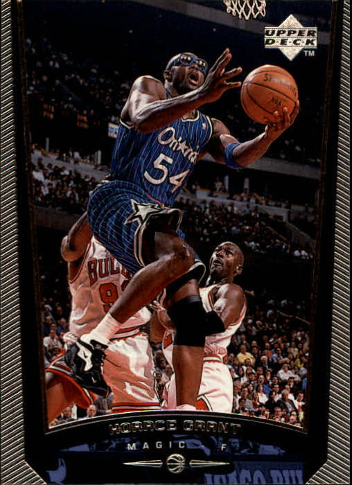 1998-99 Upper Deck #110 Horace Grant