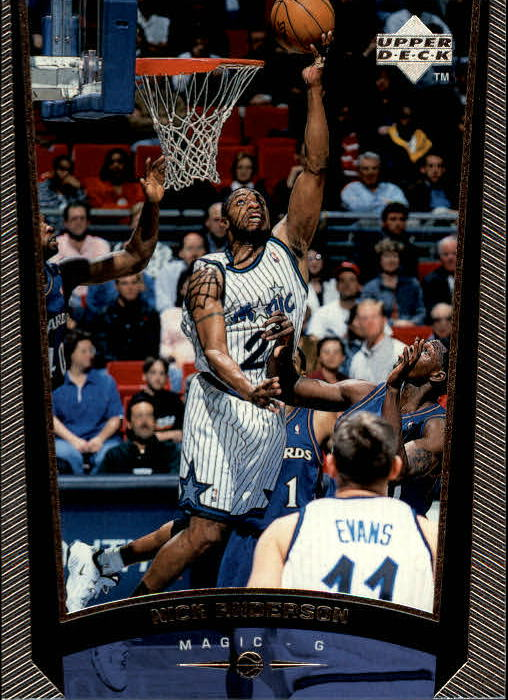 1998-99 Upper Deck #111 Nick Anderson
