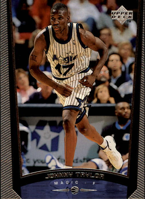1998-99 Upper Deck #112 Johnny Taylor